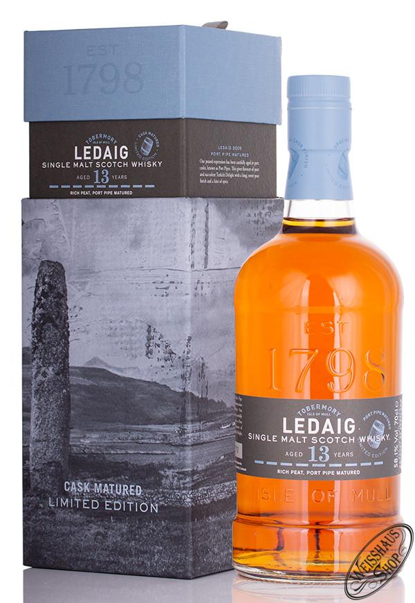 Tobermory Ledaig 2005 Port Matured Whisky 58,10% vol. 0,70l