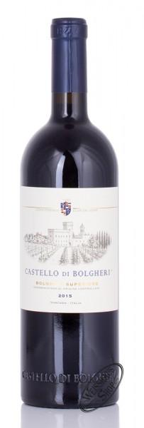 Castello di Bolgheri Superiore 2015 DOC 14,5% 0,75l