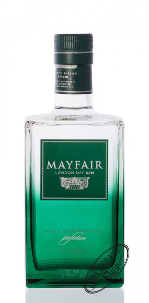 Mayfair London Dry Gin 40% vol. 0,70l