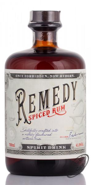 Remedy Spiced Rum 41,5% vol. 0,70l