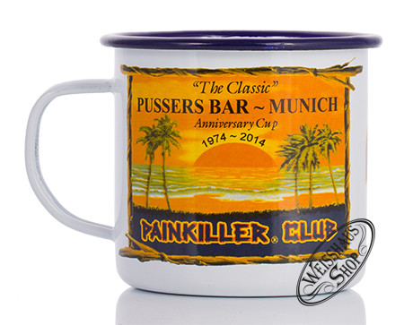 Pusser's British Navy Rum Cup