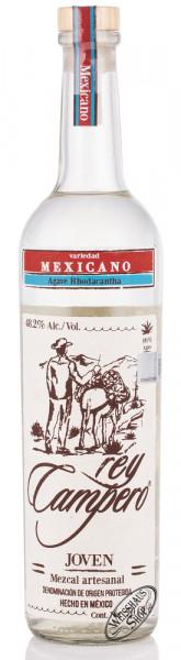 Rey Campero Mezcal Mexicano 48,2% vol. 0,70l