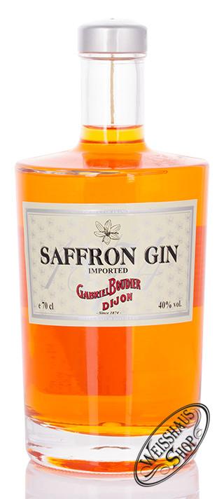 Saffron Gin 40% vol. 0,70l