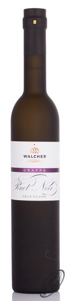 Walcher Grappa Pinot Noir 42% vol. 0,50l